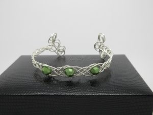 bracciale wire nodo celtico