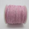 Cordoncino cerato rosa