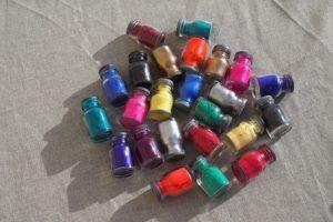 Read more about the article Fimo effetto metallizzato: i pigmenti e le paste polimeriche