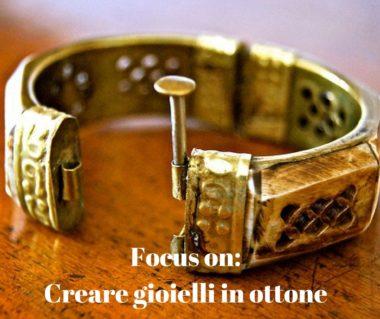 Read more about the article Lavorare l'ottone per gioielli: facciamo il punto