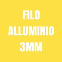 Fili alluminio 3mm