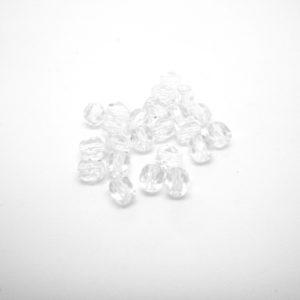 Mezzi cristalli crystal 4mm