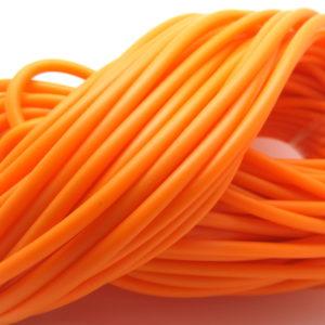 Caucciù forato arancio