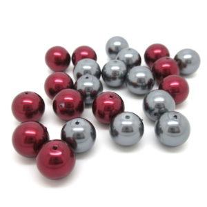 Perle vetro cerato 10mm