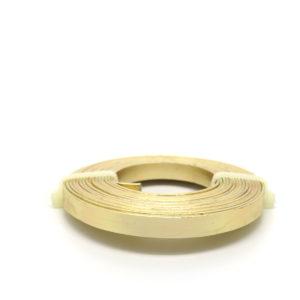 filo alluminio piatto oro