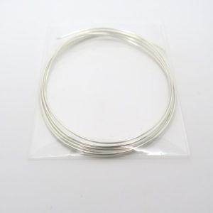 Filo argento puro 0,20mm
