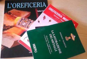 Manuali di oreficeria: letture consigliate