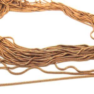 catena serpe ottone