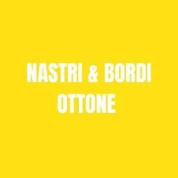 Nastri/Bordi ottone