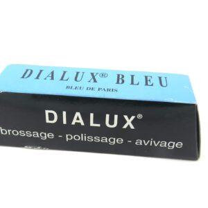 Pasta dialux blu
